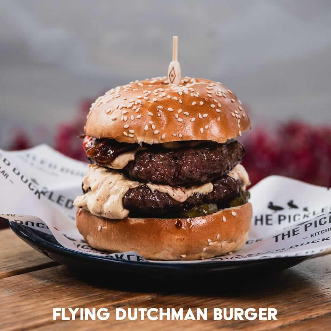 Flying Dutchman Burger