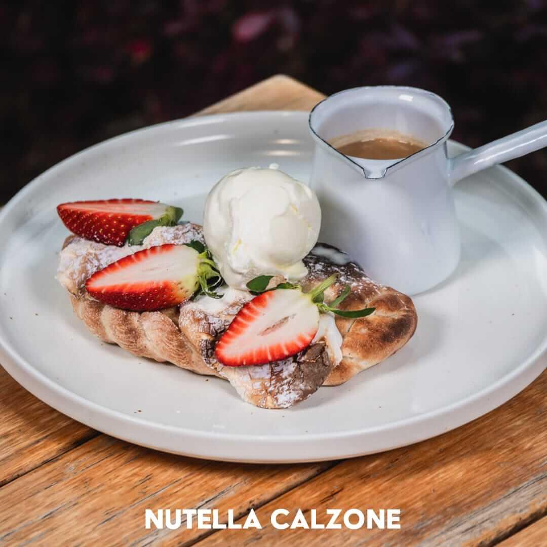Nutella Calzone
