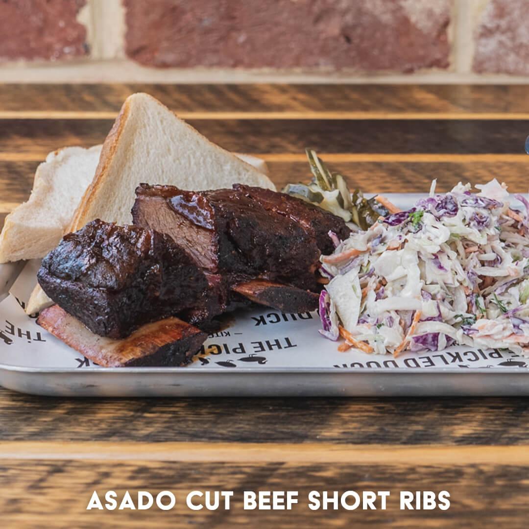 Asado Cut Beef Short Ribs